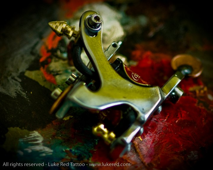 tattoo machine 2