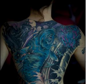copertura tatuaggi
