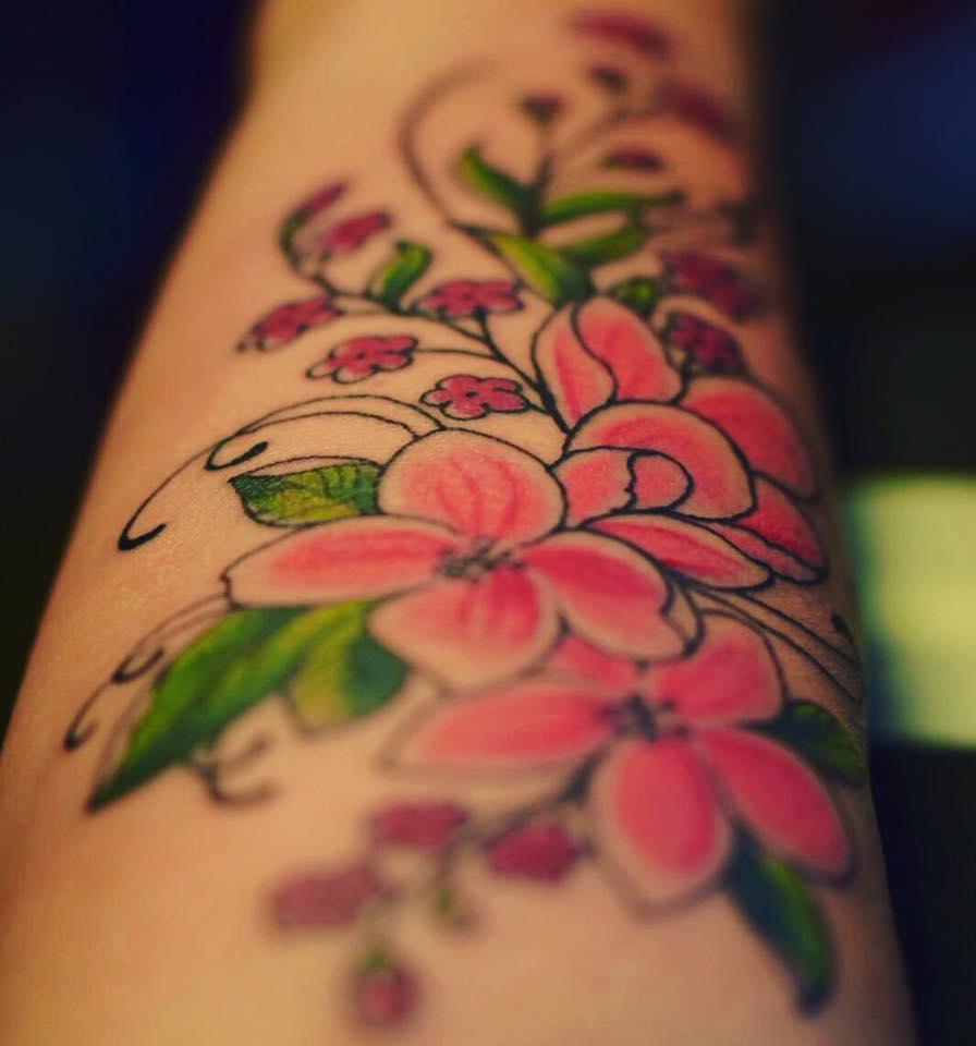 Nuovi tatuaggi by Luke Red