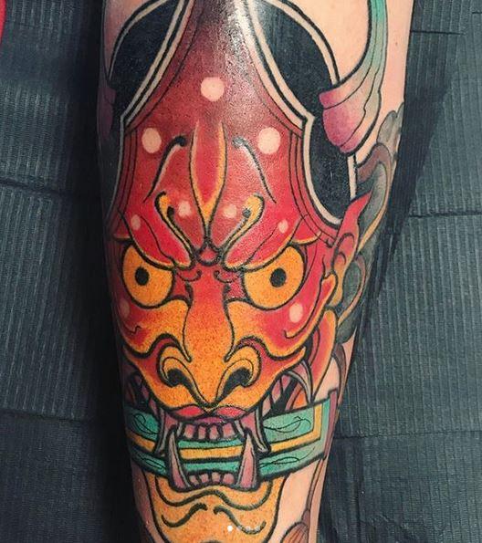 Come Nasce Un Disegno Per Un Tatuaggio Di Luke Red