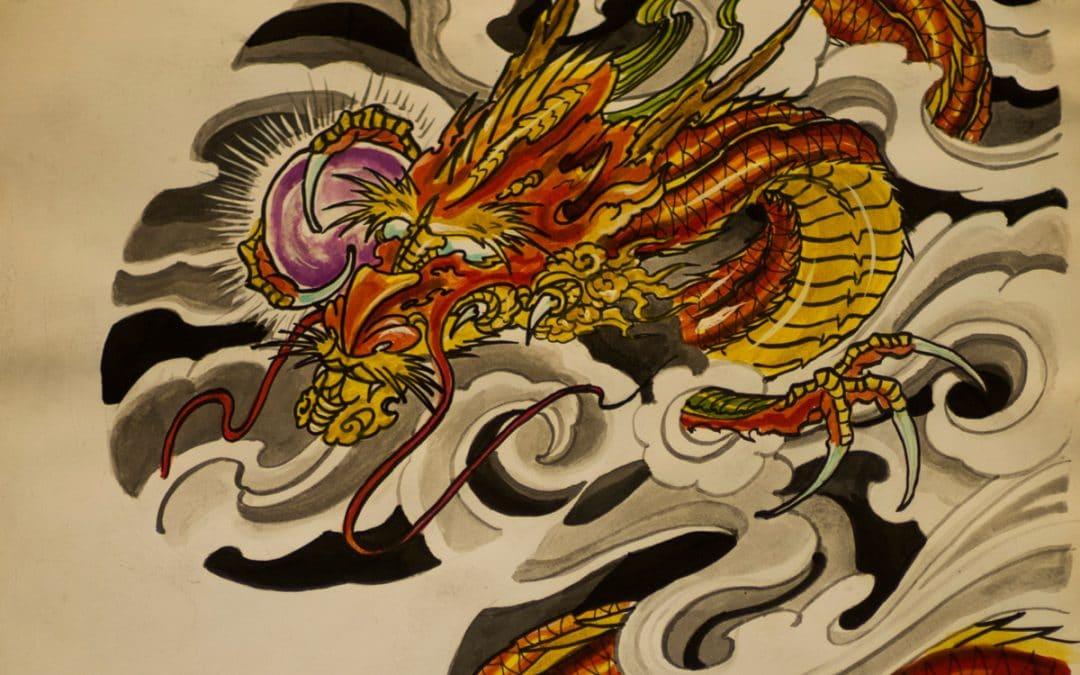 Il significato del drago orientale significato