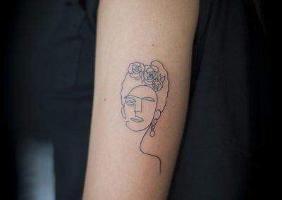 tatuaggio by Luke Red tattoo