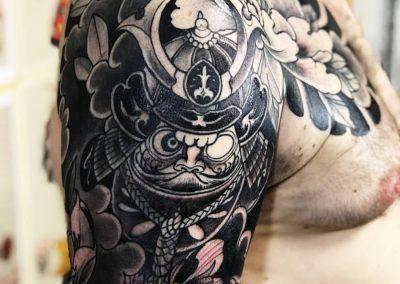 tatuaggio daruma